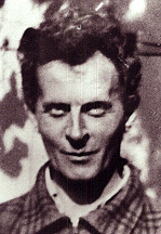 a picture of Ludwig Wittgenstein